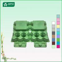 广州翔森(图),有颜色纸浆蛋盒,泰安蛋格