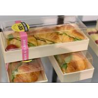 一次性餐具可降解餐盒环保折叠式加厚木餐盒大小可来样定制外卖盒