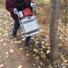 手提式大马力移苗机 富兴带土球苗圃移栽机 汽油锯齿式毛竹起树机厂家