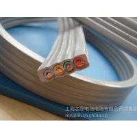 供应TVVBG扁形聚氯乙烯绝缘聚氯乙烯护套加强钢丝绳电梯电缆