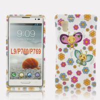 红一佰推出 LG平面纹水贴手机壳 可定制图案保护套 手机外壳