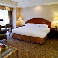 酒店豪华标间家具配套 客房套房家具定制 酒店电视柜 酒店家具