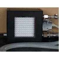 100*100mm水冷面光源,UVLED风冷面光源固化UV油墨胶水涂料