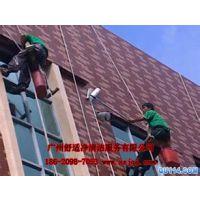 广州花都区专业清洗外墙公司/玻璃墙清洗