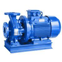 聚盛泵业ISW65-160IB型管道泵 聚盛卧式管道泵供应商