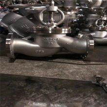 精拓阀门有限公司J941H-电动法兰截止阀-