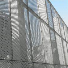 酒店装饰用钢板网 六角形装饰网 铝板天花板吊顶网