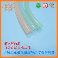 供应大口径食品级硅胶管 透明 饮水机/咖啡壶专用高品质输水管