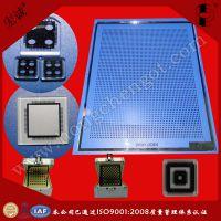 宏诚供应富士贴片机NXT校正治具 校正NXT精度玻璃板
