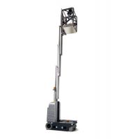 重庆供应高空作业平台单桅柱升降平台剪叉式升降车曲直臂登高梯10.97米高空作业升降梯可进电梯高空车