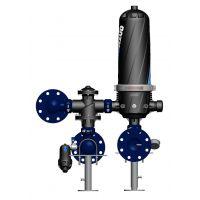 西班牙阿速德AZUD冷却塔冷却循环水自动反冲洗叠片过滤器