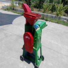 新疆质保粉碎机 小型家用养殖专用粉碎机_饲料加工设备