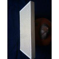 供应优质 高频瓷 陶瓷多孔板 耐火耐高温材料 厂家直销