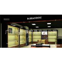广州展柜专业设计皮具展柜 箱包钱包展示架 鞋货架 价格低
