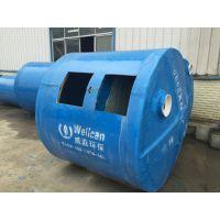 威嘉环保餐饮污水隔油池,油水分离器设备厂家,规格齐全可定制