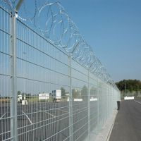 沃达热镀锌护栏网 耐用30年