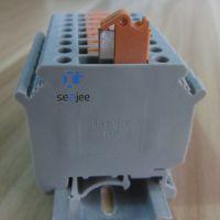 希捷牌UK5-MTK-P/P刀闸式接线端子,开关式接线端子厂家直销