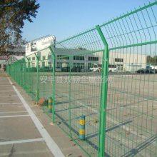 直销江苏 苏州围栏网 1.8米高常规绿色围栏网 现货供应