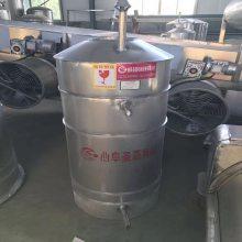临沂小型玉米酿酒设备 白酒设备加工定做 圣嘉锈钢甄锅冷却器价格
