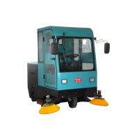 专业全封闭式清扫车KL-2100 市政园林树叶石子灰尘扫地机