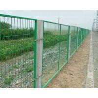 双晟无锡绿色专用镀锌铁丝高速公路防护网厂家