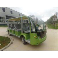 重庆金森林十四座电动观光车(KRD-D14)