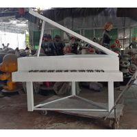 广州玻璃钢钢琴雕塑厂家户外大型景观玻璃钢雕塑定制