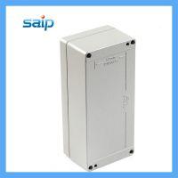 供应铝盒 铝制防水盒175*80*57铝合金电缆防水接线盒IP66接线盒