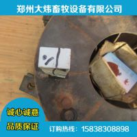 大炜供应厂家直销 磁铁大小规格圆形强力磁铁 饲料机磁性材料 强磁磁铁