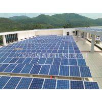 茂硕电源产业园385KW太阳能发电项目案例