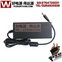 厂家直销9v7a电源适配器 双线固定 监控电源