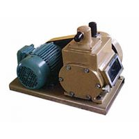 旋片式真空泵 2x-4旋片式真空泵 和泰真空泵厂家降价销售