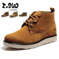 走索男鞋英伦工装鞋马丁靴高帮鞋子男士休闲板鞋棉鞋ZS6908Y批发