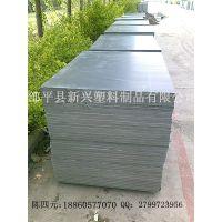 耐磨pvc砖机塑料托板厂家 20mm灰色硬质砖垫