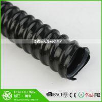 厂家批发 透明PVC塑料波纹管 PVC塑料管 PVC塑料软管