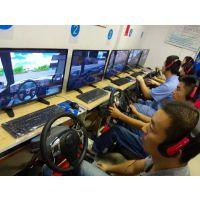 中国2015***火爆的项目,易驾星驾驶模拟器