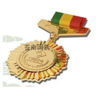 供应压铸中国国电奖章