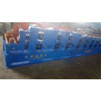 楼承板机彩钢压瓦机C型钢机彩钢瓦设备彩钢瓦机免费试用现场出板
