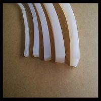 硅胶密封条 U型 耐高温 回弹性能好 防撞防水条 可加工定制