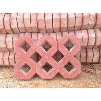 汉南植草砖订购,瑞豪水泥制品(图),五孔植草砖订购