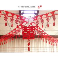 亿强1610双头创意新款绒布拉花 3米婚房无纺布拉花喜字激光切割机