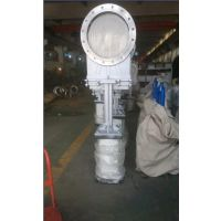 PZ673X/H/F/W气动浆闸阀
