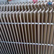 除雾器反冲洗系统 除雾器玻璃钢喷淋管 折流板除雾器 平板除雾器 华强除雾器