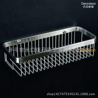 304不锈钢浴室角架拉丝网篮挂篮卫浴转角置物架 边宽2cm 厂家批发