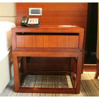 高档酒店标间家具 配套客房套房家具 专业定制 酒店电视柜床头柜