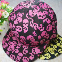 韩国官网  潮牌儿童宝宝鸭舌帽子 男童女童嘻哈帽 棒球帽子