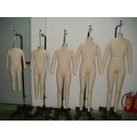 高级订制欧洲童装人台 标准尺寸欧美打版模特 欧码立裁公仔