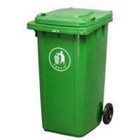 太原市杏花岭区240L塑料垃圾桶厂家、环卫垃圾桶生产