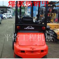 无锡二手电动叉车2吨林德电动叉车,全新电池可工作4-8个小时二手叉车市场