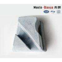 厂家供应法兰克福型菱苦土磨块T3菱苦土马蹄型磨块石材磨抛磨具